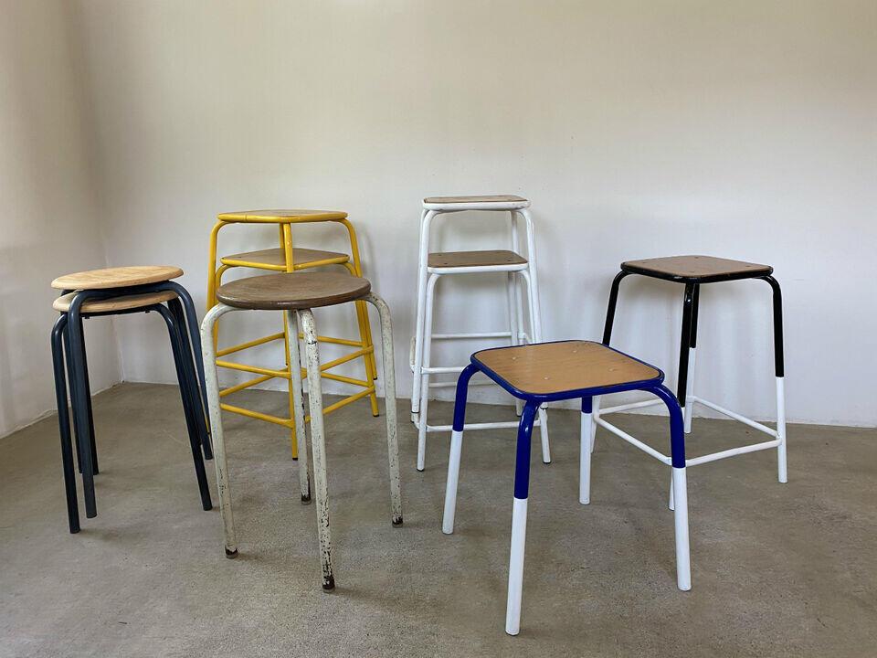 Vintage stoolsの画像